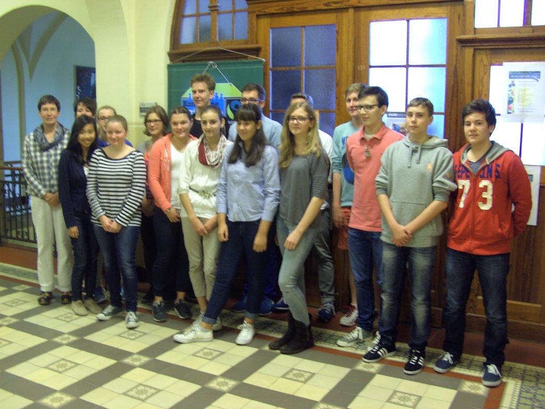Fairtrade Team Okt. 14