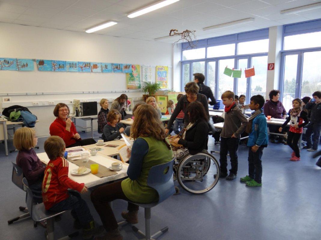 Bild Fairtrade-School-Team