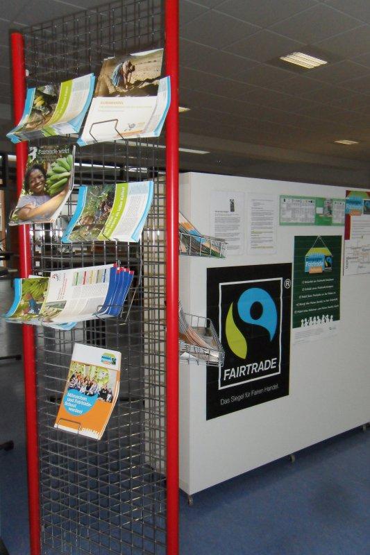 Fairtrade Info Stand