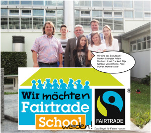 Schulteam Fairtrade