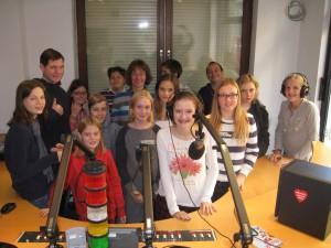 Workshop bei Radio Darmstadt