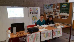 Fairtradeschool-Stand