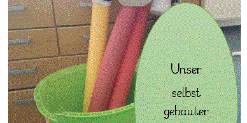 Upcycling in der VHT